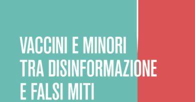 """Polignano, """"Il libro possibile"""": Amati presenta il volume """"Vaccini e minori tra disinformazione e falsi miti"""""""
