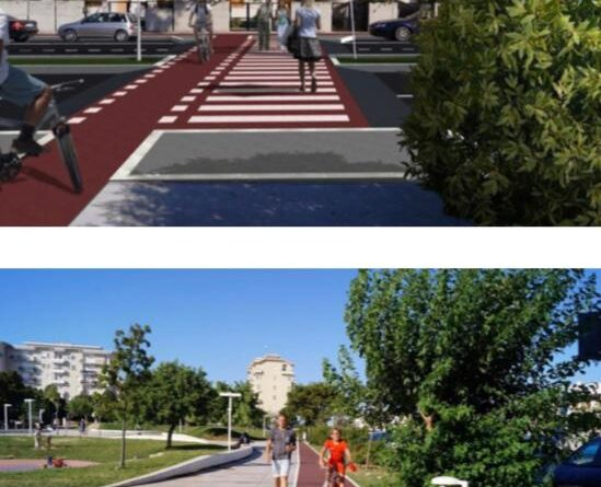 Lecce. Piste ciclabili e Urban fitness nel quartiere Stadio, al via i lavori