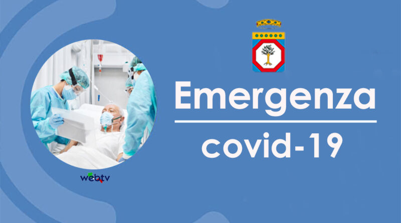 Bollettino Epidemiologico Regione Puglia  26 ottobre 2020. Oggi registrati 424 casi positivi e 10 decessi