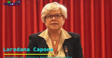 Consiglio Regionale della Puglia del 26/11/2020.