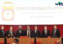 TG Web TV Puglia e Speciale seduta d'insediamento XI legislatura .