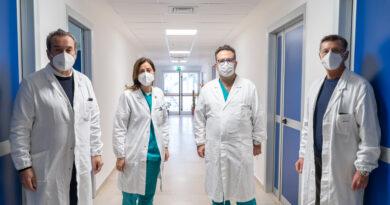 Riuniti Foggia. 5^ LIVELLO DI ALLERTA COVID – UNITA' SPECIALISTICHE: OSTETRICIA E GINECOLOGIA COVID