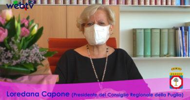 Consiglio regionale: insediato l'Ufficio di Presidenza della XI legislatura dichiarazione di Loredana Capone