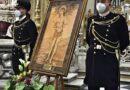 Lecce. San Sebastiano: gli auguri del sindaco, dell'assessore e del comandante alla Polizia Locale