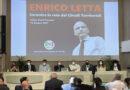 Emiliano e Letta oggi a Taranto, Partito Democratico unito per la decarbonizzazione.
