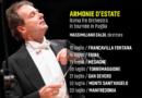 ARMONIE D'ESTATE – Orchestra Roma Tre in tournée in Puglia     Il 21 luglio a San Severo, il 22 a Monte Sant'Angelo, il 23 a Manfredonia