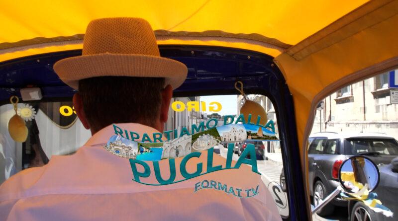 Ripartiamo dalla Puglia. Viaggio in Puglia, dal Gargano al Salento, passando per la verdeggiante Valle d'Itria e il mare cristallino della costa ionica.