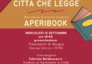 """Mercoledì 15 settembre Biblioteca """"Giovanni Colonna"""", Santeramo in Colle Primo Aperibook organizzato all'interno del progetto Santeramo città che legge"""
