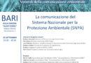 """Proseguono i """"Venerdì della comunicazione ambientale"""" corsi di formazione organizzati dall'Ordine dei giornalisti Arpa Puglia e Master Giornalismo"""