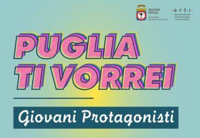 """""""Puglia ti vorrei"""" fa tappa a Bari, primo appuntamento del percorso di partecipazione delle Politiche Giovanili"""