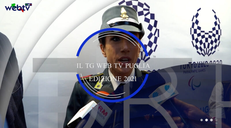 IL TG WEB TV PUGLIA (con approfondimenti)