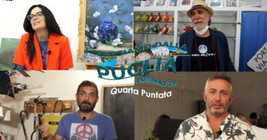 """Format TV """"Ripartiamo dalla Puglia"""" (quarta puntata) Conversano-Polignano a Mare – Monopoli"""