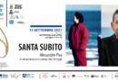 """LUCERA – Estate, Muse, Stelle 202 – Il 14 settembre """"Santa Subito"""" di Alessandro Piva"""