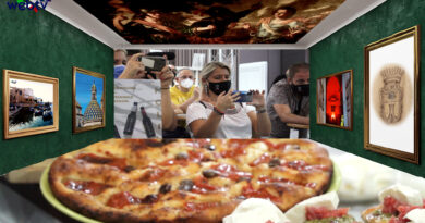Ripartiamo dalla Puglia Format TV (Puntata dedicata alle attività produttive presenti al Levante Food 2021)